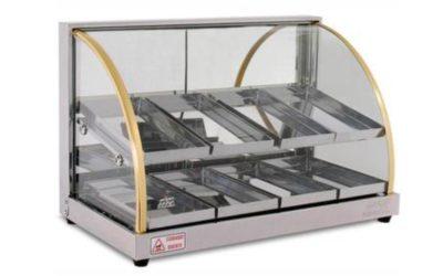 Dicas e truques para estufas de salgados