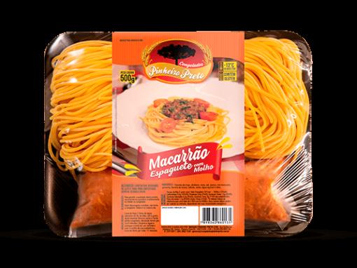 Macarrão Espaguete com Molho